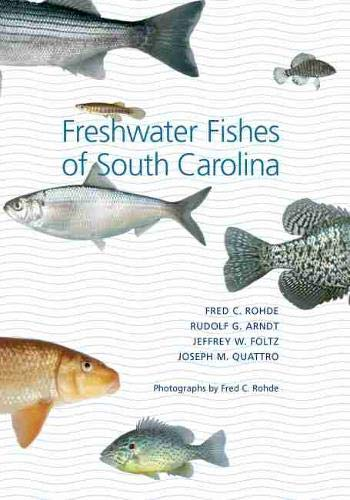 9781570036804: Freshwater Fishes of South Carolina (Belle W. Baruch Library in Marine Science)