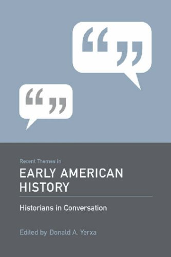 9781570037641: Recent Themes in Early American History (Historians in Conversation: Recent Themes in Understanding the Past)