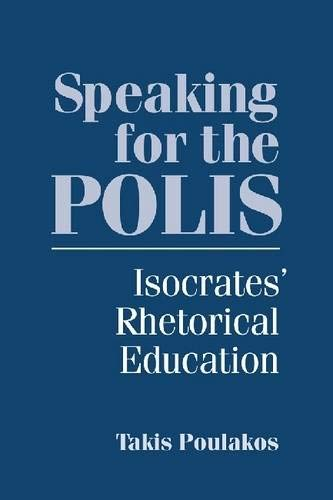 Speaking for the Polis: Takis Poulakos