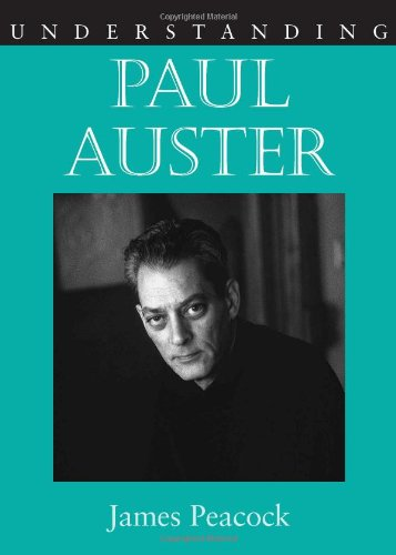 9781570038648: Understanding Paul Auster (Understanding Contemporary American Literature)