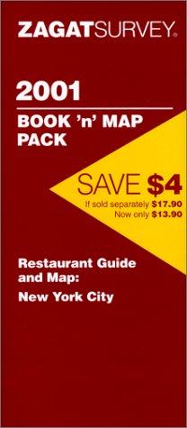 9781570062803: Zagatsurvey 2001 New York City Restaurants (Zagat Guides)