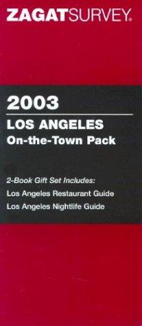 Zagat Los Angeles Restaurants & Los Angeles Nightlife (Zagat Survey: Los Angeles Restaurants &...