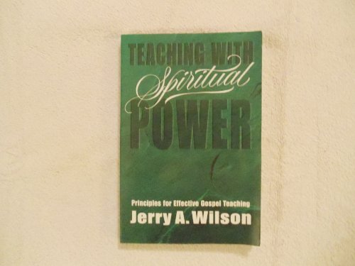 9781570082238: Teaching with spiritual power