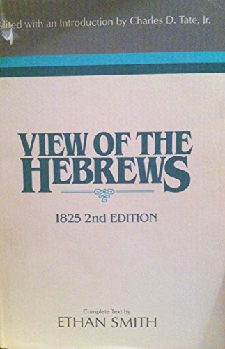 9781570082474: View of the Hebrews (Religious Studies Center Specialized Monograph Series)