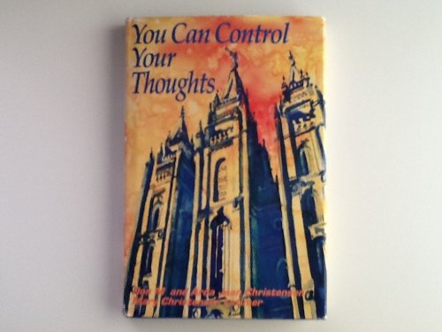 9781570082481: You can control your thoughts