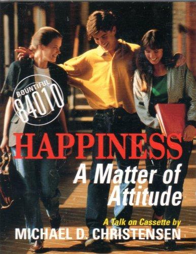 9781570082627: Happiness a Matter of Attitude (Bountiful 84010)