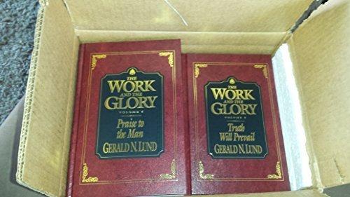 9781570085864: The Work and the Glory; a Season of Joy