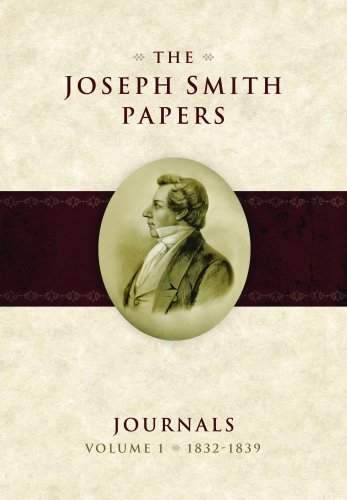 9781570088490: The Joseph Smith Papers: Journals, Vol. 1: 1832-1839