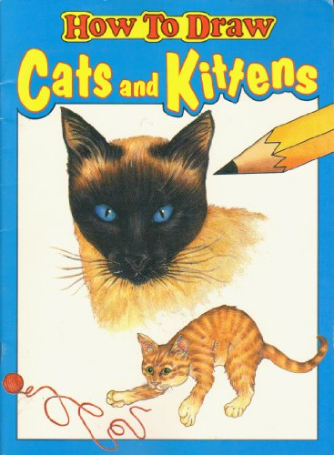 How to draw cats and kittens: Karen Ann McKee