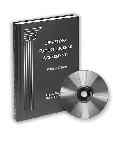 9781570181290: Drafting Patent License Agreements