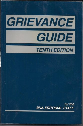 9781570182174: Grievance Guide (10th ed)