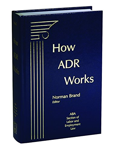 9781570182532: How Adr Works