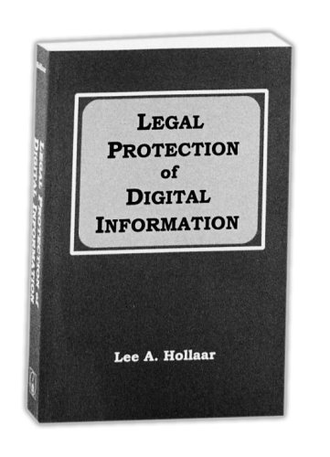 9781570183409: Legal Protection of Digital Information
