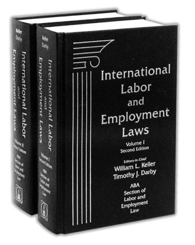 9781570183904: 1: International Labor and Employment Laws
