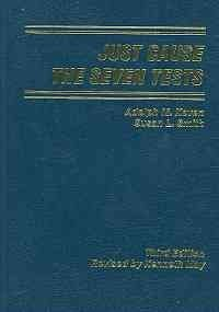 9781570185496: JUST CAUSE: THE SEVEN TESTS, 3RD EDITION