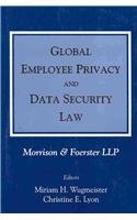 9781570188053: Global Employee Privacy and Data Security Law