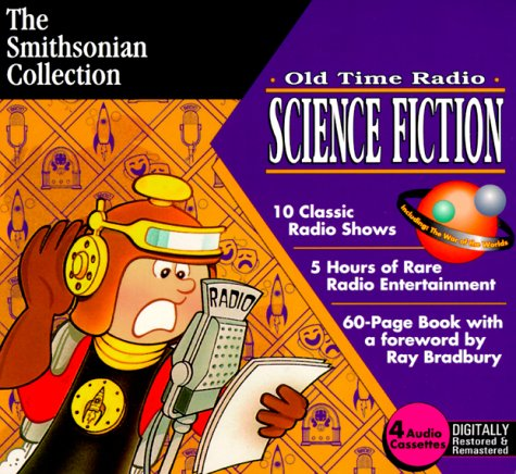 Old Time Radio Science Fiction (Smithsonian Collection): Radio Spirits