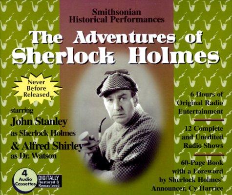 9781570190346: THE ADVENTURES OF SHERLOCK HOLMES SMITHSONIAN HISTORICAL PERFORMANCES