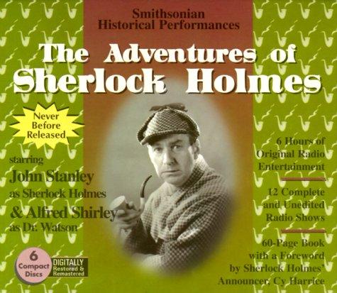 9781570190353: The Adventures of Sherlock Holmes Smithsonian Historical Performances (Smithsonian Historical Performances)