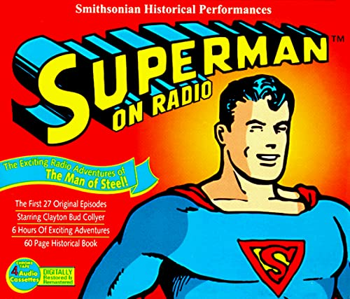9781570190360: Superman on Radio (Smithsonian Historical Performances)