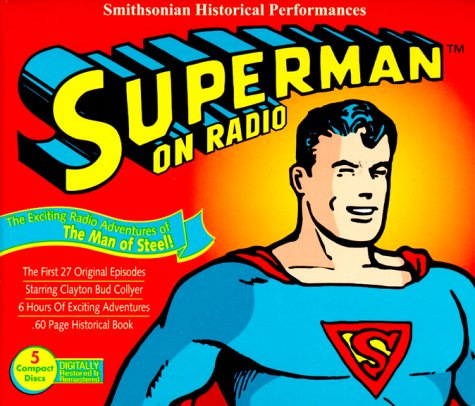 9781570190377: Superman on Radio with Booklet