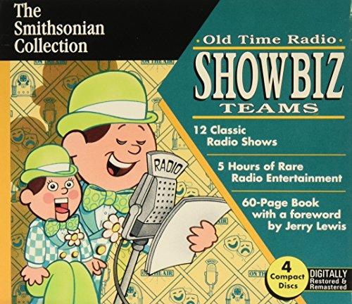 9781570190605: Old-Time Radio Showbiz Teams (Smithsonian Collection)