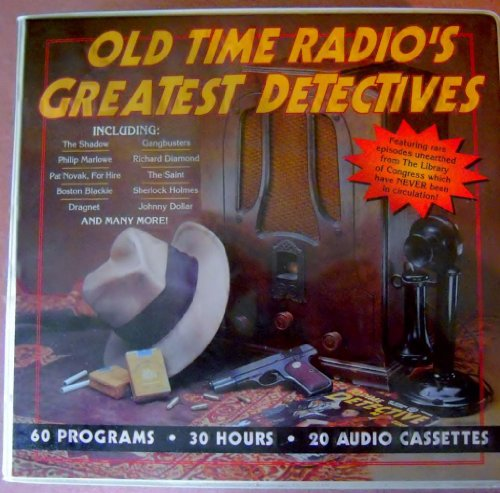 9781570190636: Old Time Radio's Greatest Detectives