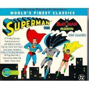 Superman With Batman & Robin (Smithsonian Historical Performances): Smithsburg Historical ...
