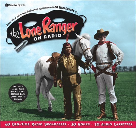 9781570192876: The Lone Ranger
