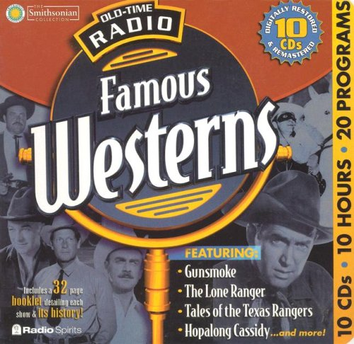 9781570193705: Old Time Radio: Famous Westerns
