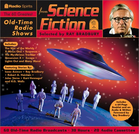 9781570193774: 60 Greatest Science Fiction Shows Selected By Ray Bradbury