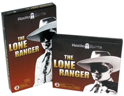 9781570195167: The Lone Ranger (3-Hour Collectors' Editions)