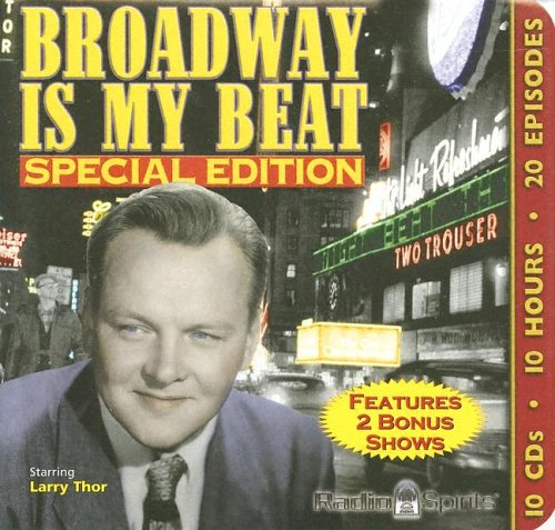 9781570196782: Broadway Is My Beat
