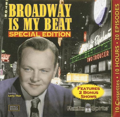 Broadway Is My Beat (10 Audio Cassettes): Thor, Larry