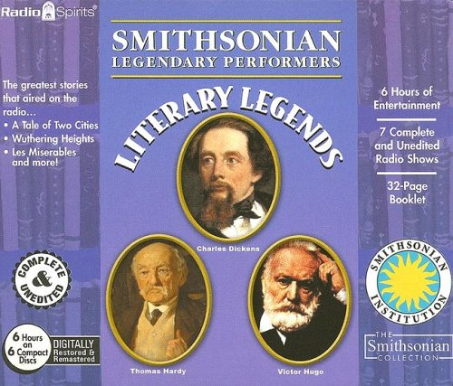 9781570198021: Literary Legends (Smithsonian Legendary Performers)