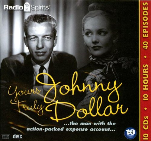 9781570198236: Yours Truly, Johnny Dollar