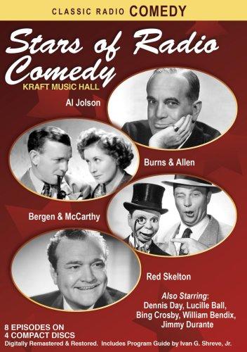 Stars of Radio Comedy: Kraft Music Hall