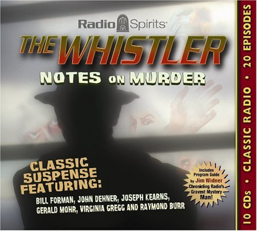 9781570198588: The Whistler: Notes on Murder