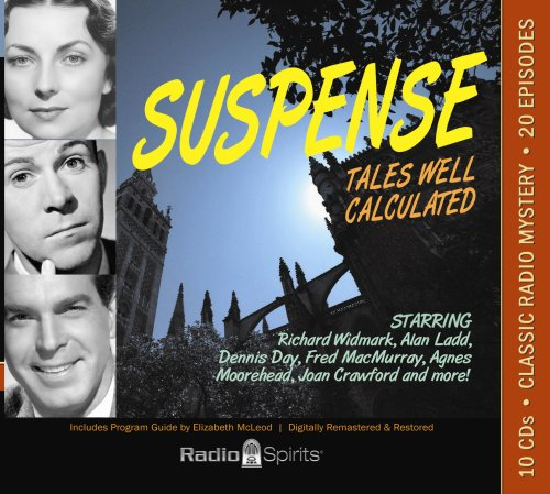 9781570198700: Suspense: Tales Well Calculated