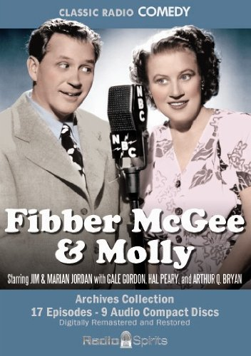 9781570198908: Fibber McGee & Molly (Old Time Radio)