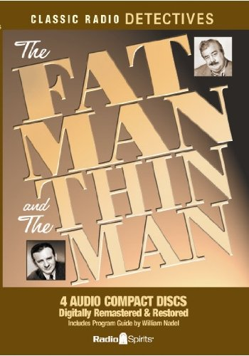 9781570199127: The Fat Man and Thin Man (Old Time Radio)