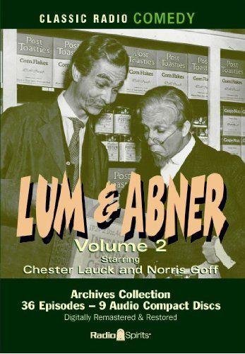 9781570199134: Lum & Abner Volume 2 (Old Time Radio) (Archives Collection)