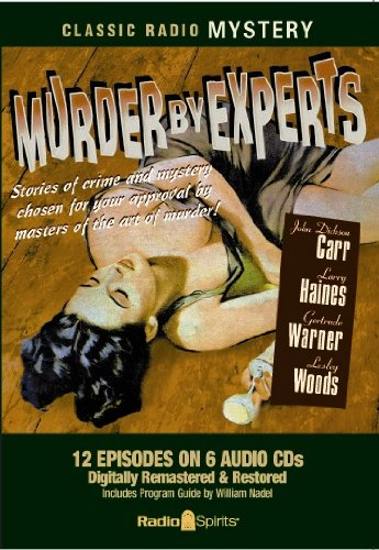 9781570199240: Murder by Experts (Old Time Radio)