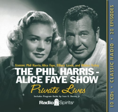 9781570199295: The Phil Harris-Alice Faye Show (Old Time Radio)