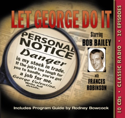 9781570199493: Let George Do It (Old Time Radio) - AbeBooks