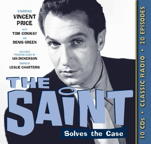 9781570199752: The Saint: Solves the Case (Old Time Radio)
