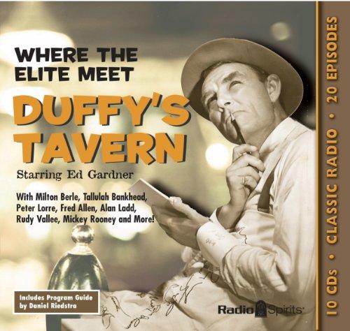 9781570199776: Duffy's Tavern: Where The Elite Meet (Old Time Radio)