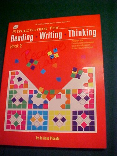9781570220555: Structures for Reading Writing Thinking; Book 2 (An ECS Foundations Book for English, Grades 4-9)