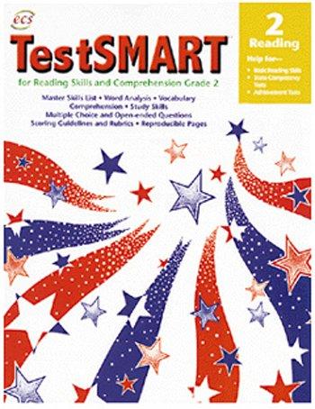 9781570222368: TestSMART for Reading Skills and Comprehension - Grade 2