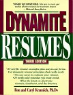 9781570230646: Dynamite Resumes: 101 Great Examples and Tips for Success
